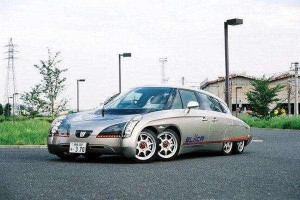 Колекція прикольних автомобілів