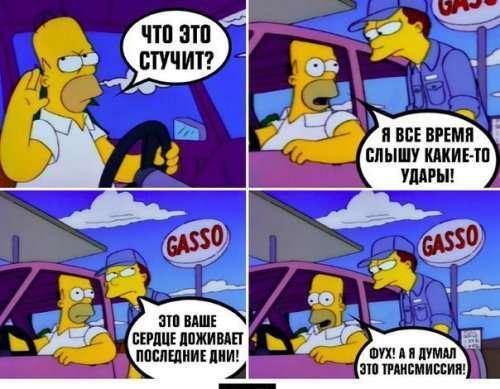Свіжі приколи про автомобілі