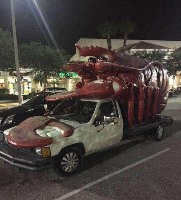 Весела підбірка автомобільного гумору