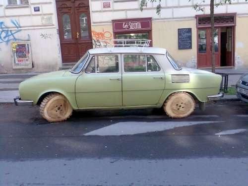 Автомобільний гумор для настрою